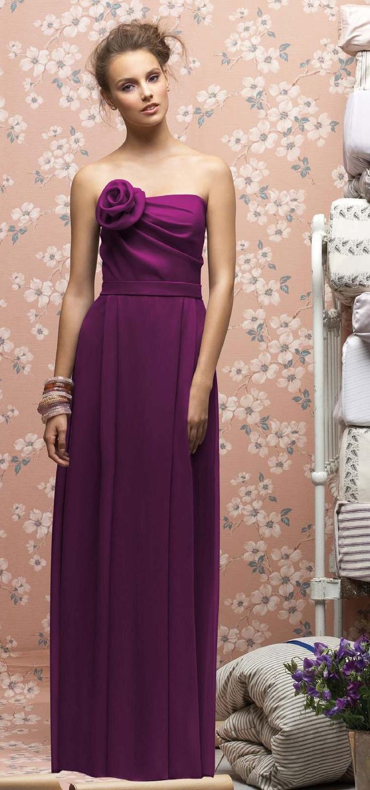 122 best purple lavender dresses images on pinterest lavender lela rose purple halter full length dupioni bridesmaid dress ombrellifo Choice Image