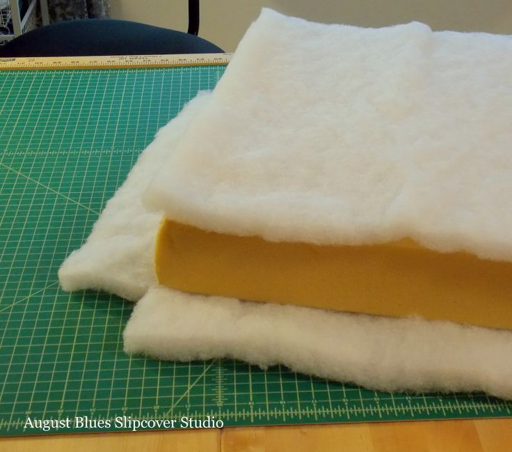French Mattress Cushion Tutorial