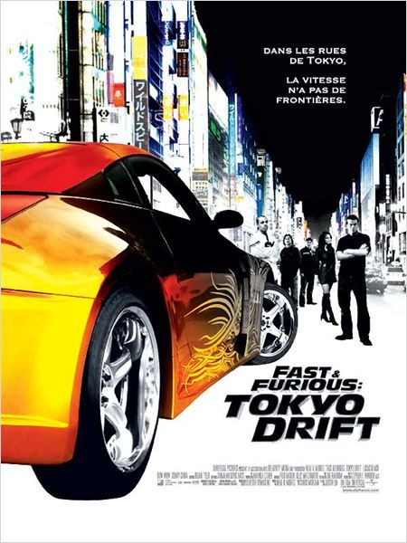 Fast & Furious : Tokyo Drift : Affiche Brian Tee, Justin Lin, Lil' Bow Wow, Lucas Black, Nikki Griffin