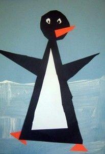 pingouin triangles