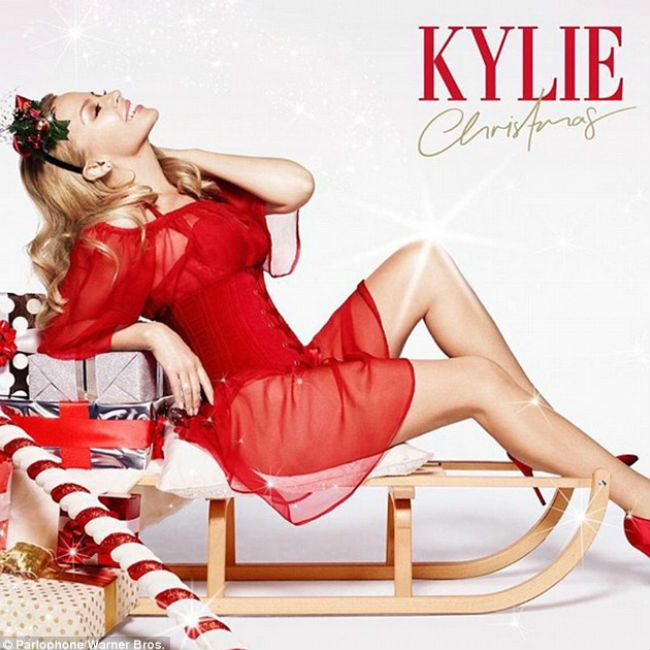 On the 6th day of Christmas ... I listened to a Kylie Christmas by Kylie Minogue