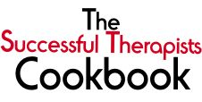 Welcome to the blog by Sarah Lynn of The Successful Therapists Cookbook