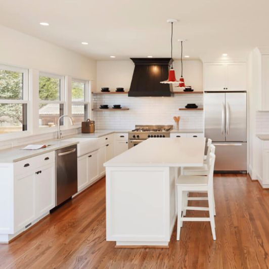 Simple White Kitchen 262 best white kitchens images on pinterest | white kitchens