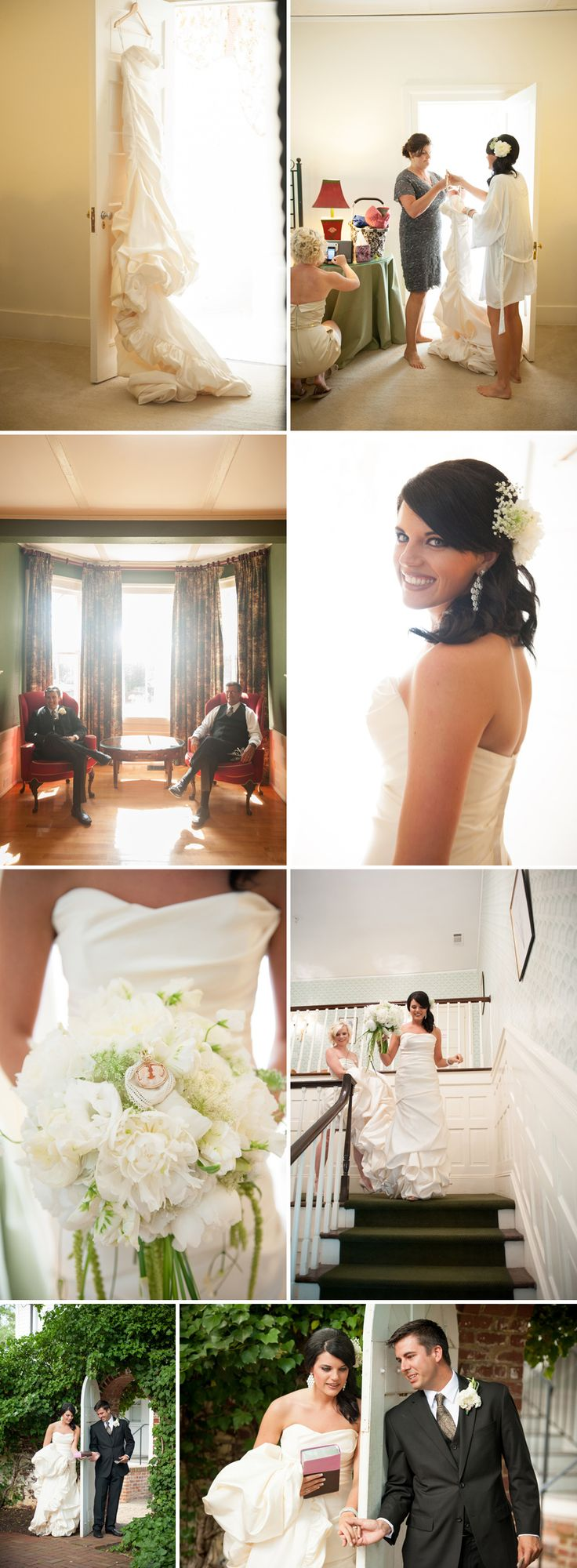 Madison and Charles Wedding at Hopeland Gardens