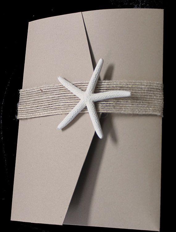 DIY Kraft Pocket Fold | Kraft Pocket Folder | Rustic Pocketfolder | Wedding  Pocketfolder   10/pk