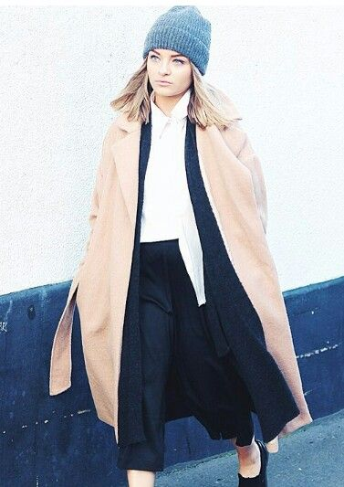 Chloe Plumstead rocking amazing tailored pieces