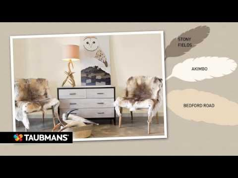 ▶ Check out our Highway & Subi rugs in the Taubmans 'Birds of a Feather' Inspirations with Shaynna Blaze - YouTube #TheRugCollection