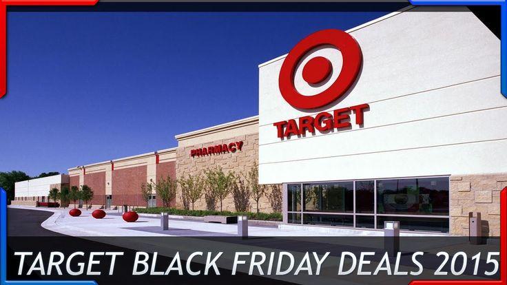 Target Black Friday Deals 2015