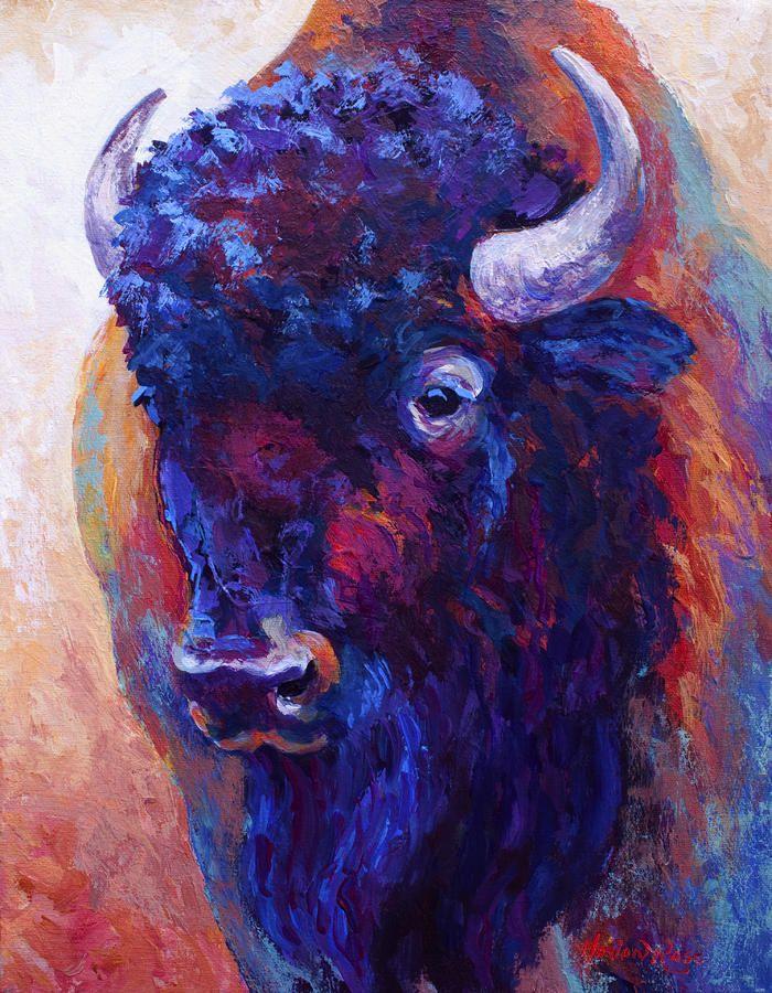 Thunder Horse Painting  - Thunder Horse Fine Art Print