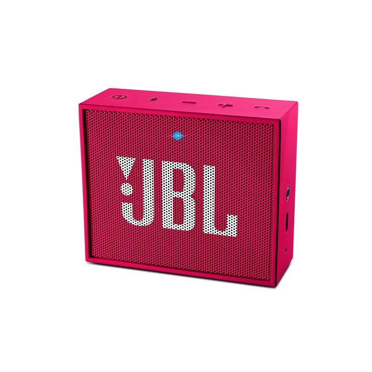 JBL GO Trådlös Högtalare, Rosa - Hemelektronik