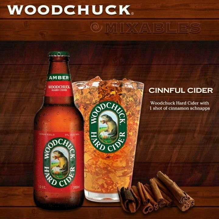 Woodchuck Drink Recipe...