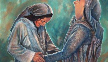 Saturday Rosary: Joyful Mystery