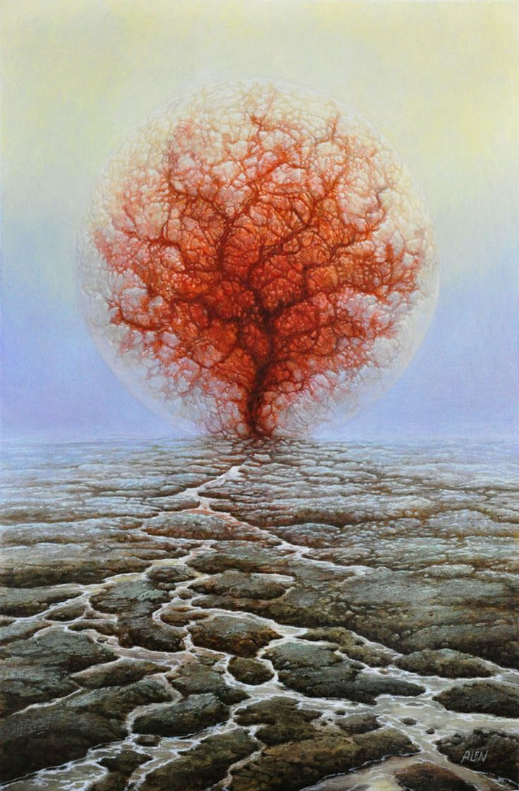 Tomasz Alen Kopera 1976 | Polish Magical Surrealism painter | TuttArt@ | Pittura * Scultura * Poesia * Musica |