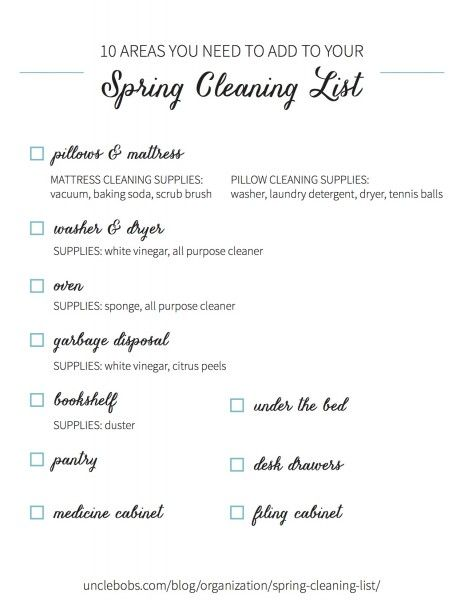 Best Spring Cleaning Images On   Cleaning Tips