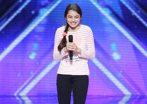America's Got Talent 2016: Laura Bretan Gets Golden Buzzer (VIDEO) | Gossip & Gab