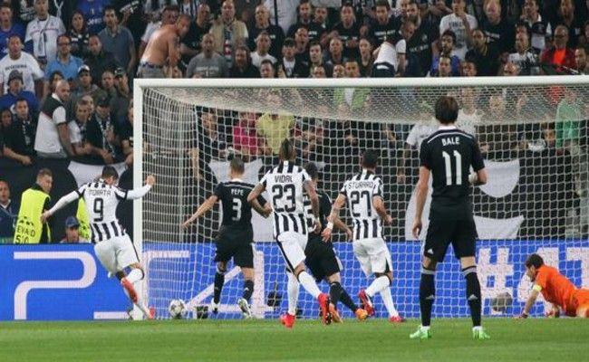El Madrid firma un mal partido y peor resultado ante el Juventus