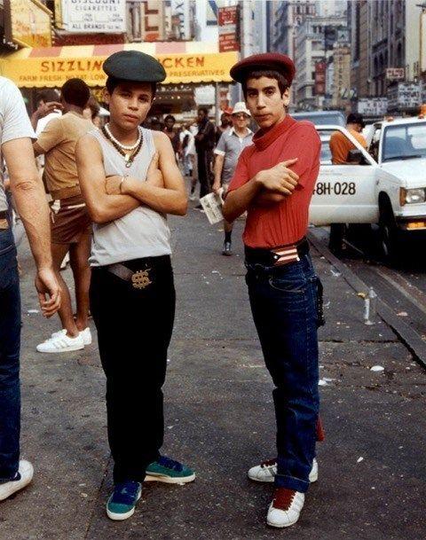 Breakdancers Brooklyn