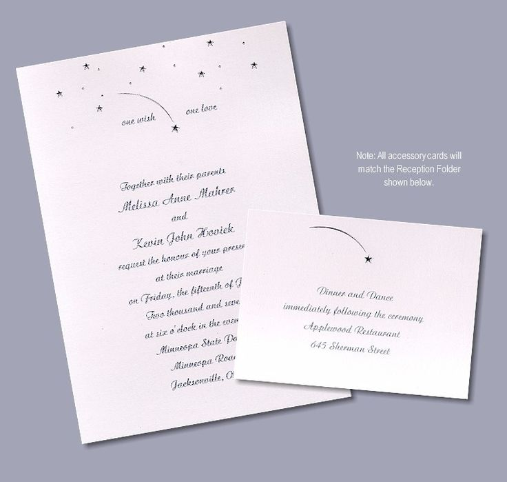 confetti daydreams wedding invitations%0A It u    s Written In the Stars Wedding Invitation