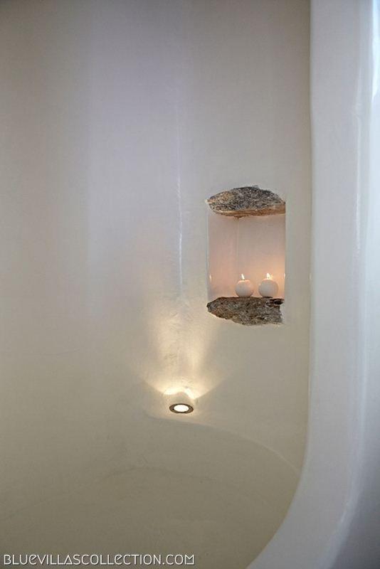 Crystal fairy villa bathroom
