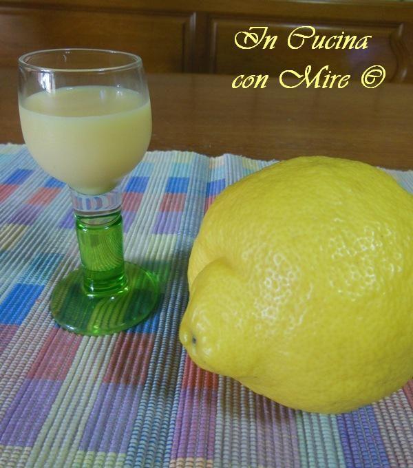Crema limoncello-Calabria
