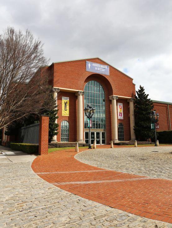 Augusta Museum of History, Augusta, Georgia  www.augustamuseum.org