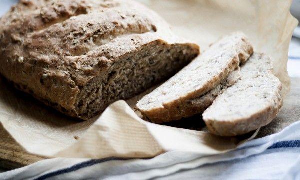 Comment faire du pain sans sel
