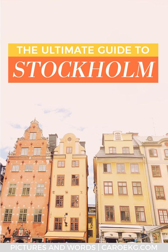 4 days in Stockholm  Looking for things to do in Stockholm  This Stockholm  travel guide will give you inspiration for the best things to do in  Stockholm 4e1fed153466c