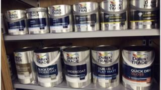 Offer for Dulux owner AkzoNobel raised again