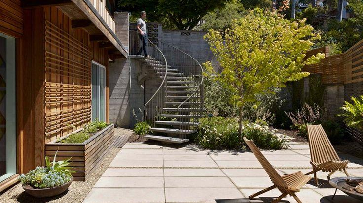 escalier extérieur en béton | Un escalier extérieur en béton : comment faire le bon choix ?