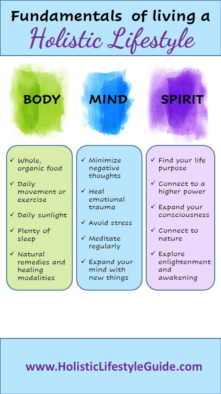 Tips For Choosing the Right Holistic Health