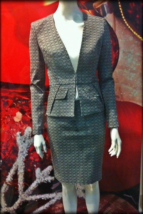 Deux-pieces: tinuta business pentru femei!