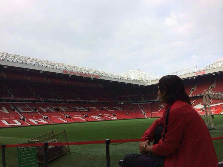Radamel and Old Trafford.