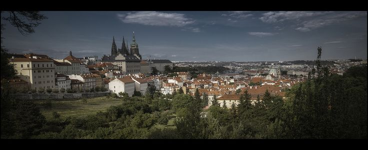 Prague panorama by Václav Verner on 500px