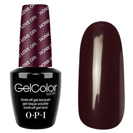 OPI Gelcolor -Gel Colour - HONK IF YOU LOVE OPI! - 15ml [Misc.]