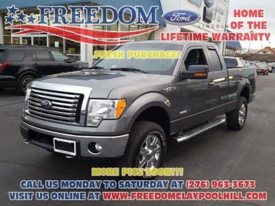 Cars for Sale: Used 2012 Ford F150 in XLT, Pounding Mill VA: 24637 Details - Truck - Autotrader