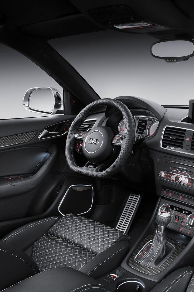 Audi Q3 (2015) RS Interior