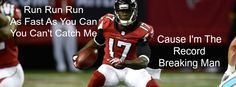 Devin Hester breaking records :) NFL Football Atlanta Falcons  My edit, not my picture