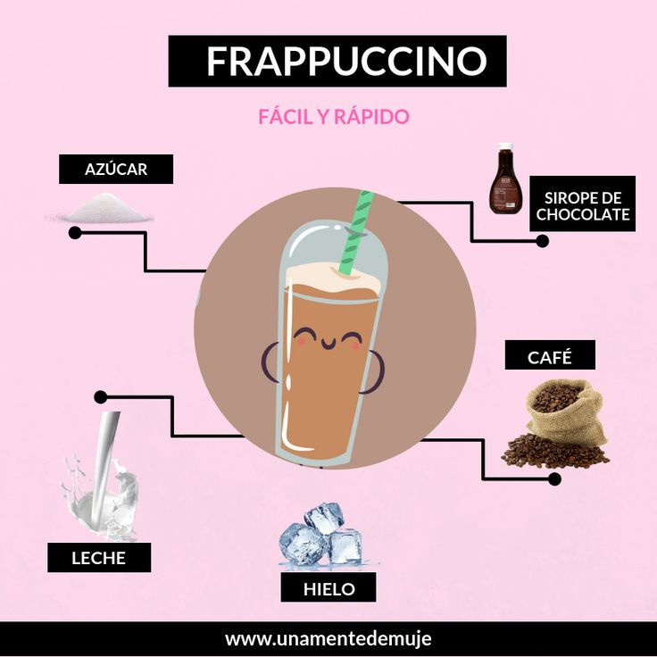 Cómo Hacer Frappé De Café