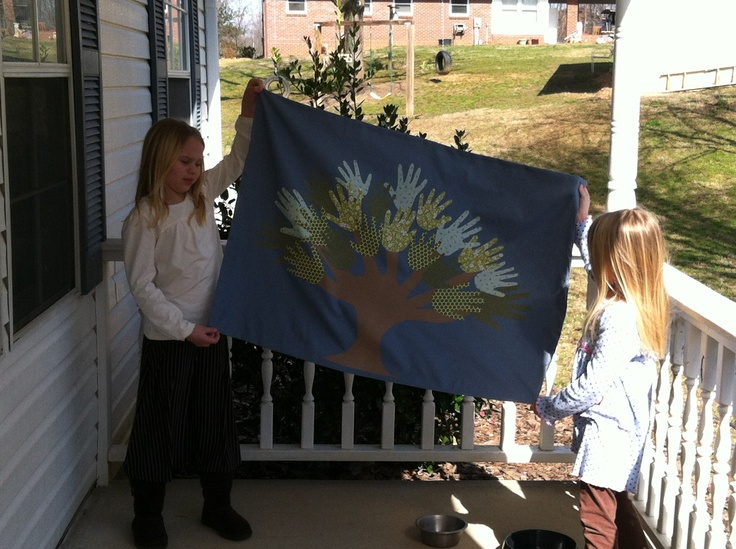 scout troop flag
