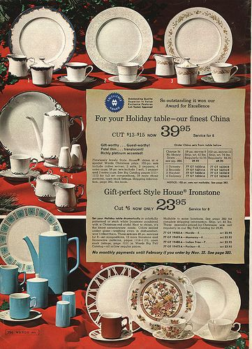 1968-xx-xx Montgomery Ward Christmas Catalog P394 | by Wishbook