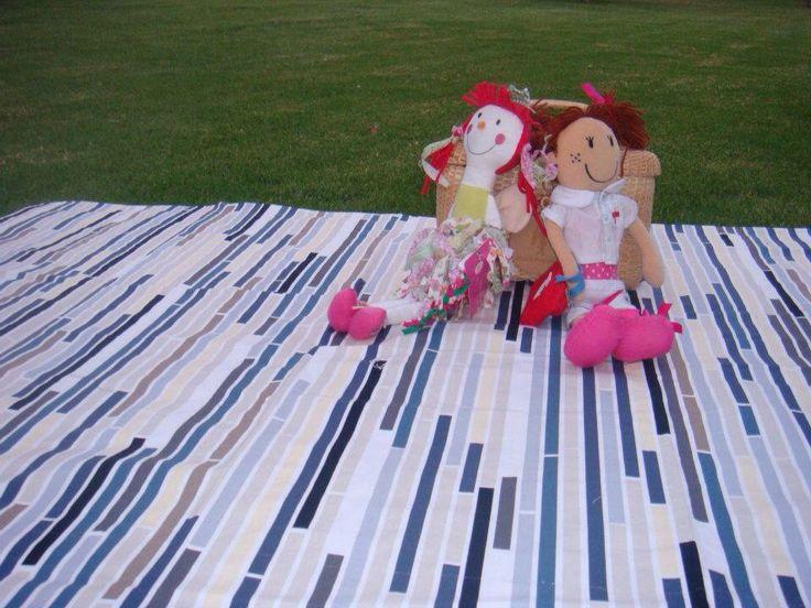 Manta de picnic www.ilovelou.cl