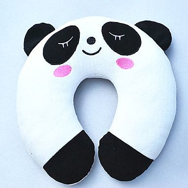 *AMAZON || Travel neck pillow 'Cute Panda' | Almohada para cuello de viaje 'Cute…