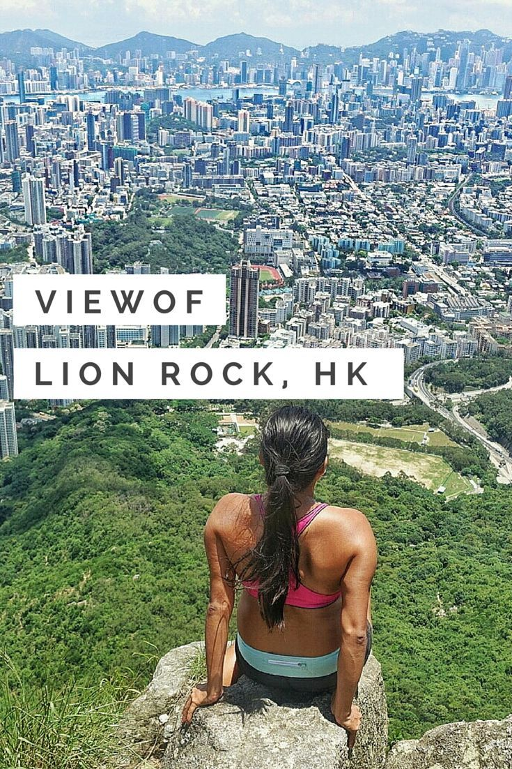 Spend a day with the best views of Hong Kong Island and Kowloon. Climb Lion Rock, New Territories, Hong Kong