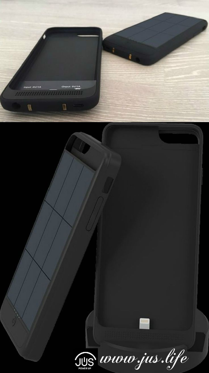 JUS protects your phone screen similar to the recessed solar panel! https://www.kickstarter.com/projects/1404887175/jus-never-run-out-of-power-ever-again?ref=project_tweet http://www.jus.life/