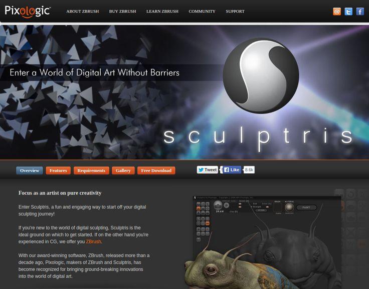 Sculptris best free cad software