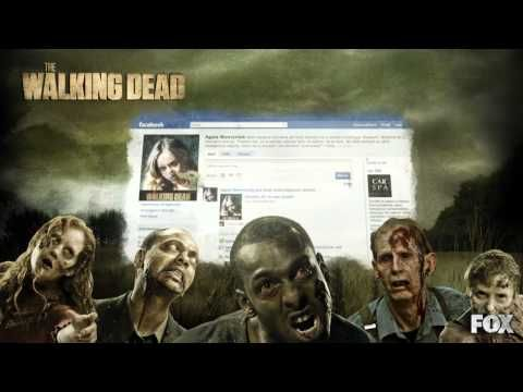 Concept Development/Art Direction /// Campaign: The Walking Dead  Client: FOX Awards: Kreatura and KTR shortilst for social media campaign 2011