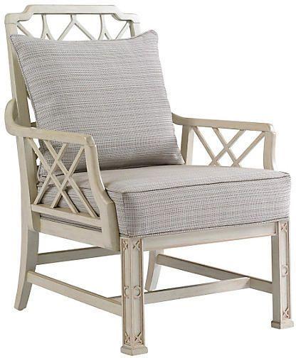 One Kings Lane Brighton Lounge Chair - Light Gray