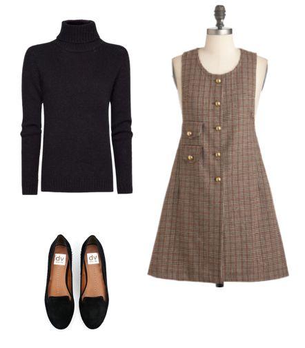 Style Inspiration: Meg Ryan in You've Got Mail | Jaclyn Day