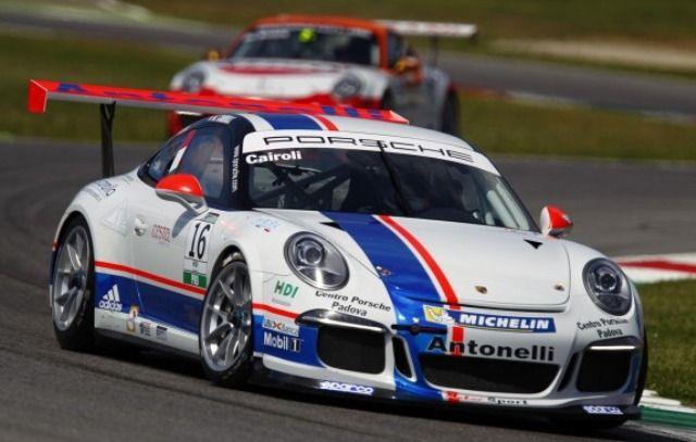 Porsche Supercup, Matteo Cairoli debutta a Spa con il team Antonelli