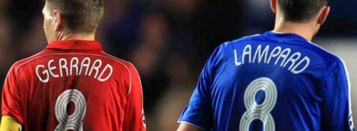 Ketika Fabio Cannavaro Tidak Bisa Bedakan Gerrard dan Lampard